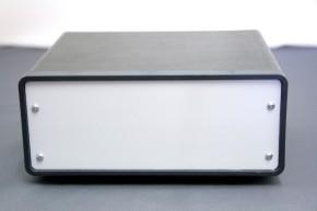 Flanschdeckel Weißblech, lötbar, 37x37mm
