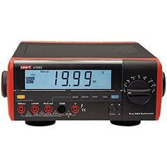 Tischmultimeter TRMS UT803, mit USB und RS232, günstig und solide