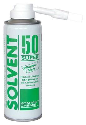 Kontakt Chemie Solvent-50 Super Etikettenlöser 200ml