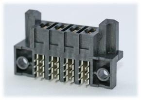 Steckerleiste PES-04-01-S-RA-SD