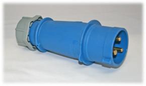 Mennekes Typ 248 CEE-Stecker 230V 16A 3-polig IP44