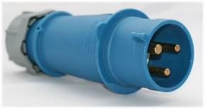 Mennekes Typ 260 CEE-Stecker 230V 32A 3-polig IP44