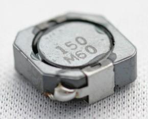 ca. 450 Stück SMD-Speicherdrossel 15µH max. 3,6A CDRH104RNP-150NC