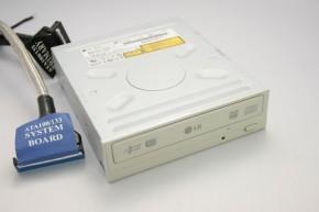 DVD-Brenner LG GSA-H54N, 18fach, IDE, gebraucht
