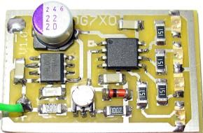 Akkumonitor, Ladekontrolle für Blei-Akku 12V, Bausatz