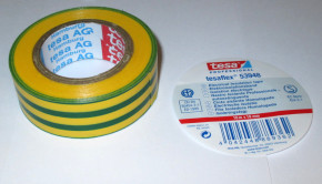 Isoband grün-gelb 10m