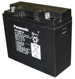12V 22Ah Blei Akku Panasonic LC-XC1222P