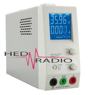 Solides Labornetzteil regelbar von 1V bis 36V max. 3A