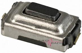 SMD-Taster, 6,00mm x 3,50mm, H = 2,5mm