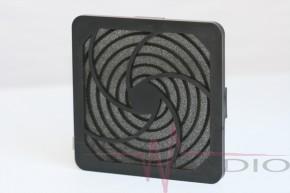 Lüfter-Gitter 120 x 120 mit Wechsel-Filter LFT-120FI30
