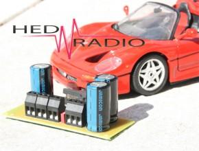 70W, Audio-Verstärker, Monoblock, Bausatz, 12V