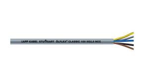 ÖLFLEX® CLASSIC 100 universelle PVC-Leitung ohne Schutzleiter 2 x 0,5mm², Mindestbestellmenge 25m