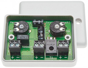 Geschwindigkeit von 12V PC Lüfter regeln, Bausatz Lüftersteuerung