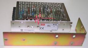 DRL-01, Montagewinkel, Montage Netzteil