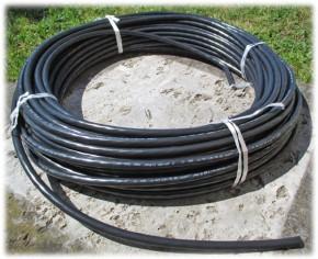 MULTI-STANDARD Lapp Leitung, schwarz, 6,0mm², 450V, Meterware