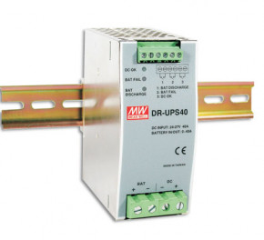 24-29V Notstromnetzteil 40A 960W MeanWell DR-UPS40