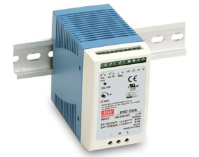 13,8V Notstromnetzteil 7A 96,6W MeanWell DRC-100A