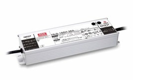 30V LED-Netzteil 6,2A 185W MeanWell HLG-185H-30A