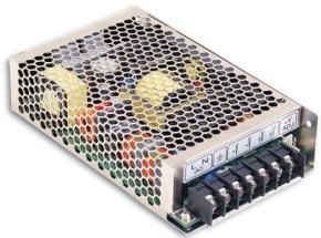 24V Einbaunetzteil 4,5A 108W MeanWell HRP-100-24