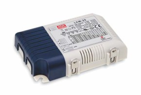 universelles, stromgeregeltes 25W Netzteil 350mA bis 1050mA, PWM-dimmbar