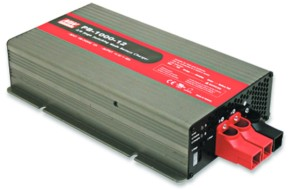 48V Ladegerät Blei-Akku max. 17A, MeanWell PB-1000-48