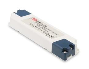 LED-Netzteil 350mA Konstantstrom 25W 42V bis 72V