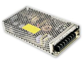 5V, 12V, Doppel-Schaltnetzteil, MeanWell RD-125-A, MINDESTLAST!