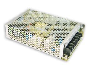 12V Einbaunetzteil 8,5A 102W MeanWell RS-100-12