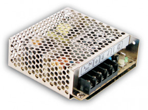 15V enclosed-powersupply 3,4A 51W MeanWell RS-50-15