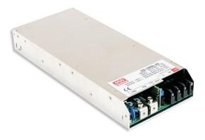 24V DC-Spannungswandler 960W, Eingang 19V bis 72V, MeanWell SD-1000L-24