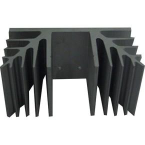 Kühlkörper SK 88 für 4x40W Audio-Verstäker u.a.