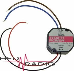 3,3V 4W Unterputz-Netzteil TIW 06-103